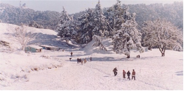 Nainital - The peaceful area for a perfect honeymoon