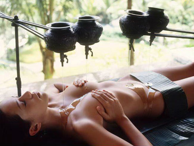 Best Place for Balinese spa treatments