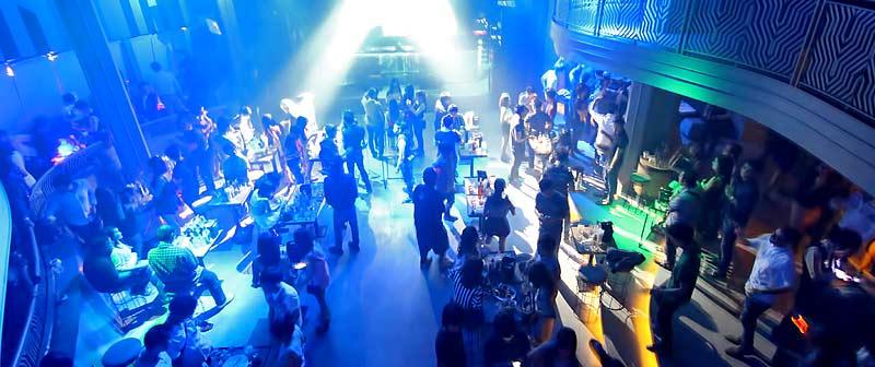 RCA in Bangkok and Ratchadapisek Nightlife