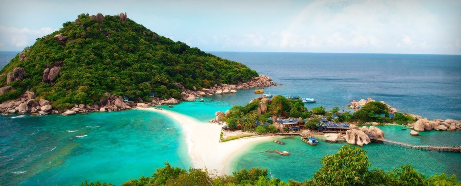 Ko Samui Island in Thailand For Couples