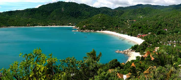 koh phangan island in Thailand For Couples